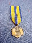 Militaria Military Memoribilia Usaf Commendation Medal