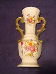 Vintage Two-handled Vase Wallpocket