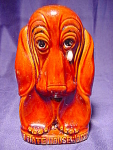 Vintage Enesco Crying Dog I Hate Housework Wallpocket Vase