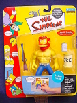 The Simpsons Interactive Figure, Ragin' Willie