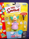 The Simpsons Interactive Figure, Krusty The Clown