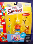 The Simpsons Interactive Figure, Bart Simpson