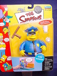 The Simpsons Interactive Figure, Chief Wiggins