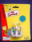 The Simpsons Wind Ups, Burns And Smithers