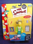 The Simpsons Interactive Figure, Edna Krabappel