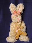 Russ Ivory Maddie Soft Stuffed Bunny Rabbit
