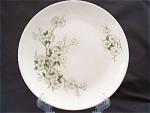 Apple Blossom Design Dinner Plate