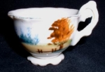 Child's Miniature Porcelain China Tea Cup