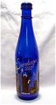 Cobalt Blue Saratoga 2000 Bottle
