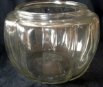 Anchor Hocking Pumpkin Cookie Or Cracker Jar