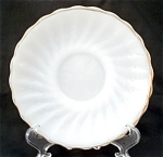 Anchor Hocking Fire King Swirl Saucer