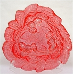 Indiana Loganberry Cranberry Flash Candy Dish