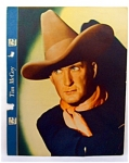 Tim Mccoy Movie Poster Bio