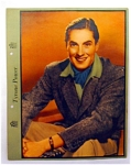Tyrone Power Movie Poster Bio