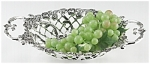 Sterlingcraft Silverplated Fruit Basket