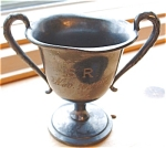 1912 Forbes Silverplate Quadruple Trophy Cup