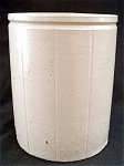 Wm. P. Hartley Stoneware Grease Jar