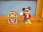 Mickey And Juke Box Salt & Pepper