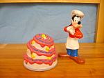 Goofy And Cake Salt & Pepper