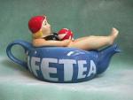 Life Tea Teapot