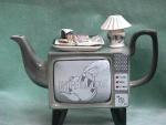 Tv Teapot