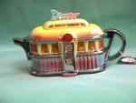 Diner Teapot