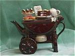Dessert Cart Teapot