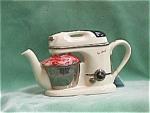 Food Processor Teapot