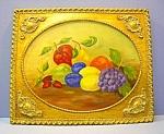 Framed Oil Painting Signed Vere Radcheki 83