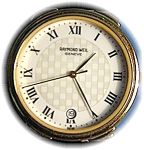 Raymond Weil Geneve Mans Wristwatch