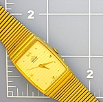 Seiko Quartz Men's Dress Wrist Watch . . . .