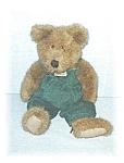 11 Inch Boyds Bearwear Bear
