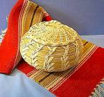 Papago Indian Baskettohono O'odham Basket -