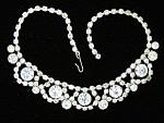 Rhinestone Crystal Vintage Necklace