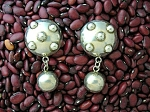 Earrings Sterling Silver Mexico Brenda Schoenfeld
