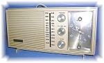 1960s Zenith Transistor Radio Model 7466l