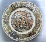 Wedgewood Williamsburg Jamestown, Virginia Plate