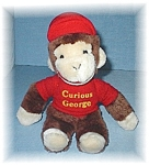 11 Inch Curious George Monkey