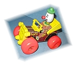 Fisher Price Jalopy Toy