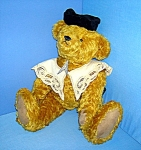 Mohair Barb's Bears Hand Made Teddy Bear 18 Inch