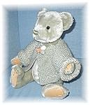 15 Inch Pale Green 1999 Mohair Gund Beth Bear