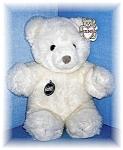 Lovable Gund Bear Named Vanilla Truffle