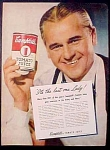 Campbell's Tomato Juice Ad - 1945