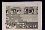 Lowney's Chocolates Ad - 1916