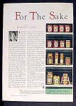 Heinz 57 Soup And Condiments - 2 Pages - 1934