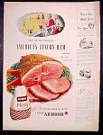 Armour Ham Ad - 1947