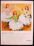 Textron Fabrics Ad - 1947