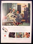 Swiss Watches - The Watchmakers Of Switzerland Ad - 1953