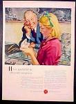 Watchmakers Of Switzerland Ad - 1951