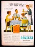 Benefax Multi Vitamins Ad - 1944